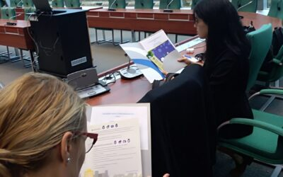 LIFE GrIn Project in the Congress of Local and Regional Authorities of the Council of Europe