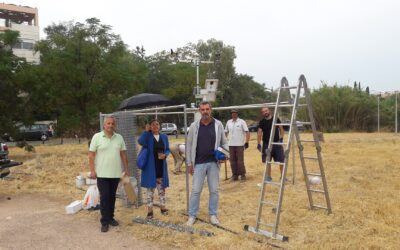 Installation of a Meteorological Station in the Municipality of Amaroussion