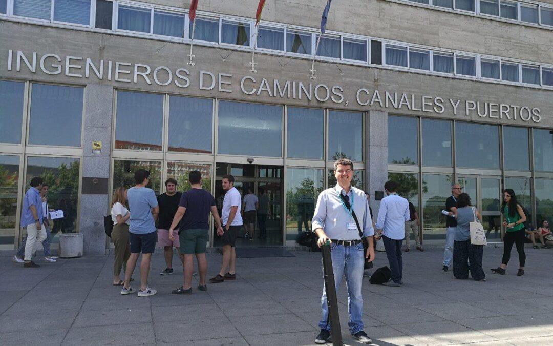 Συμμετοχή του έργου LIFE GrIn στο 11th World Congress of EWRA (European Water Resources Association) on Water Resources and Environment στη Μαδρίτη