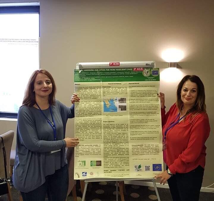 LIFE GrIn project in the X Agrosym Conference, in Jahorina